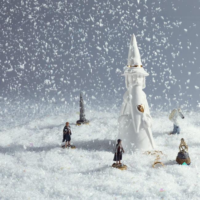 Gandalf per il Natale